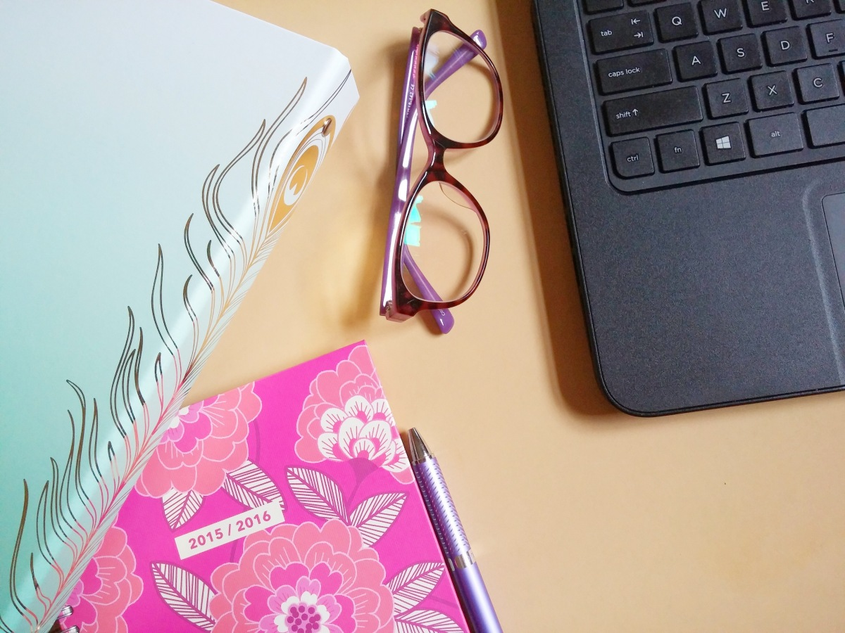 Self-Care Sunday Highlight:  Getting Organized