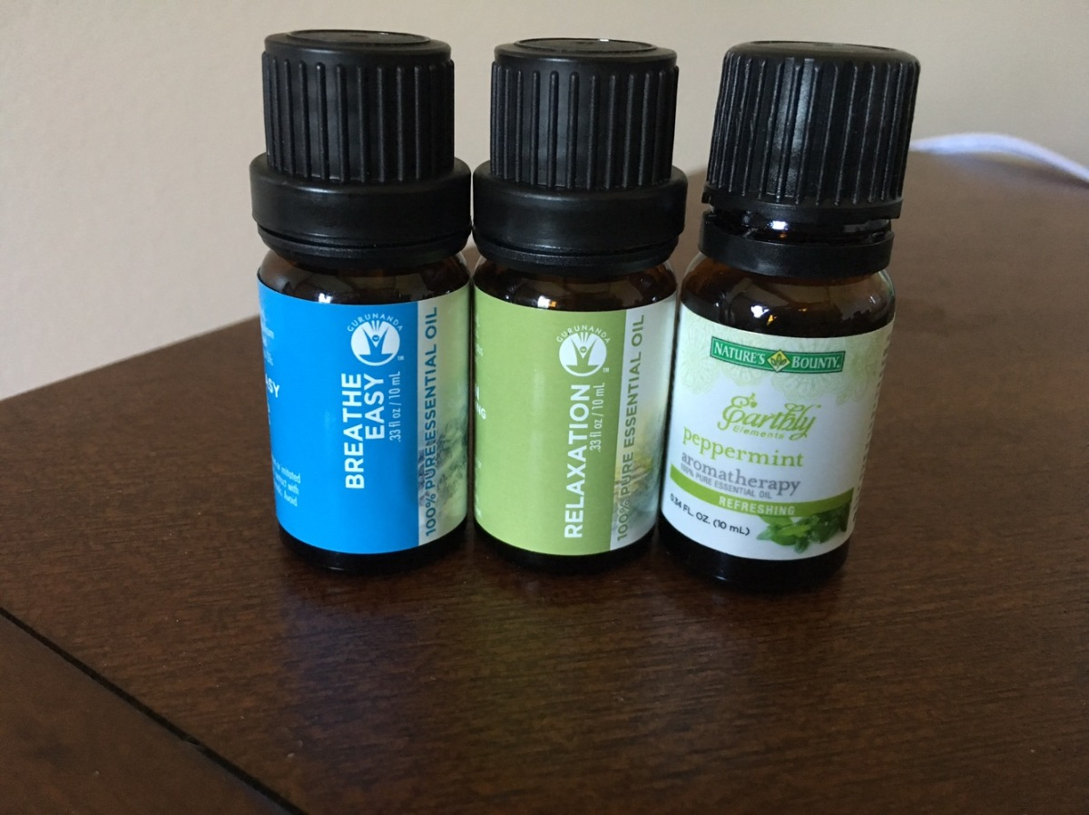 Self-Care Sunday Highlight: Essential Oils